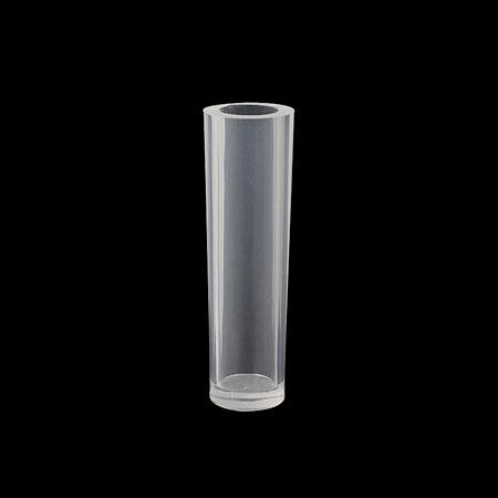 シリコンモールド 筒状1(約49×14×14mm 1ヶ): デコ・粘土・LED/UVレジン ...